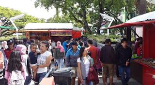 Teras cihampelas / Skywalk Bandung