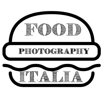 logo food photography Italia