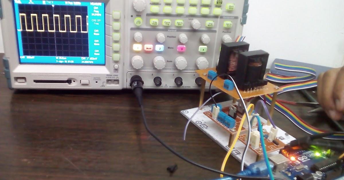 Membuat frequency pwm menggunakan arduino uno