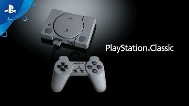 PlayStation Classic's Full Game List Revealed