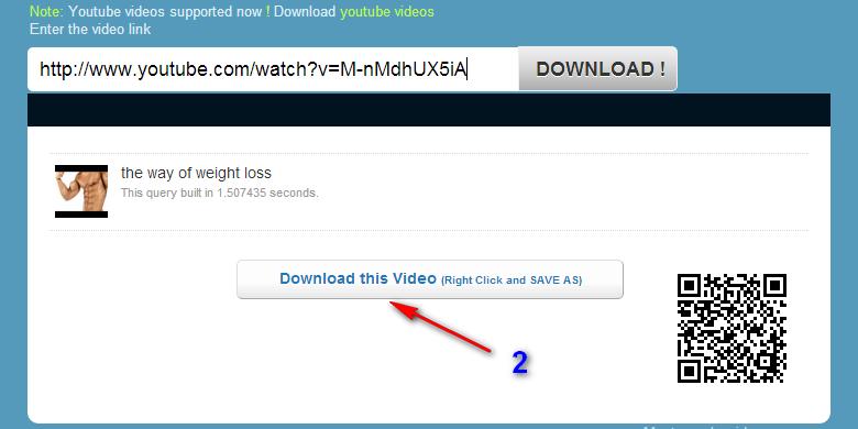 كيفية تحميل الفيديوهات من الفيس بوك و اليوتيوب بدون برامج