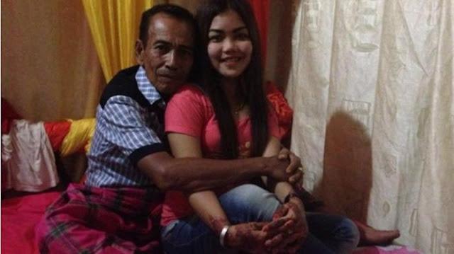 Belum Sempat Bulan Madu, Kakek Nasir Malah Ditahan Polisi Dan Istrinya Minta Cerai