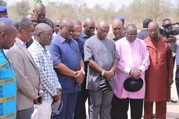PDP Hails Wike, Fayose over Visit, Gesture to Benue Victims