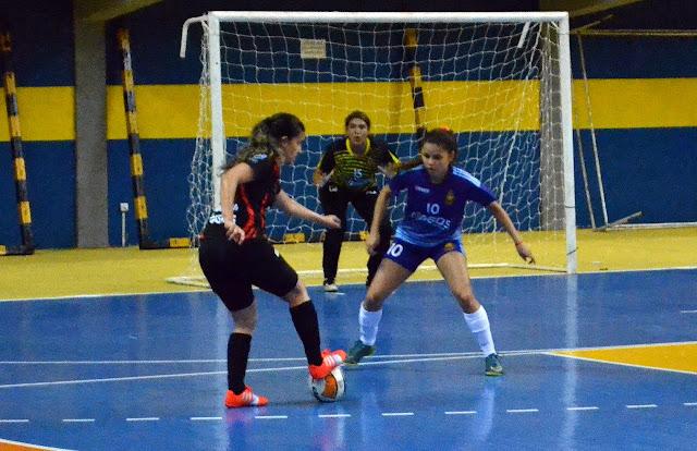 A Copa Aberta de Futsal Adulto Feminino 2016 1db56cf3f50d2