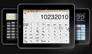 Calculator Pro iPad app available for download