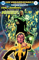 DC Renascimento: Hal Jordan e a Tropa dos Lanternas Verdes #8