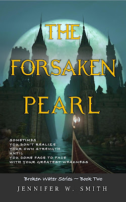 The Forsaken Pearl (Broken Water #2) by Jennifer W. Smith