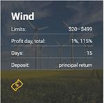Инвестиционный планы Solar Invest 2