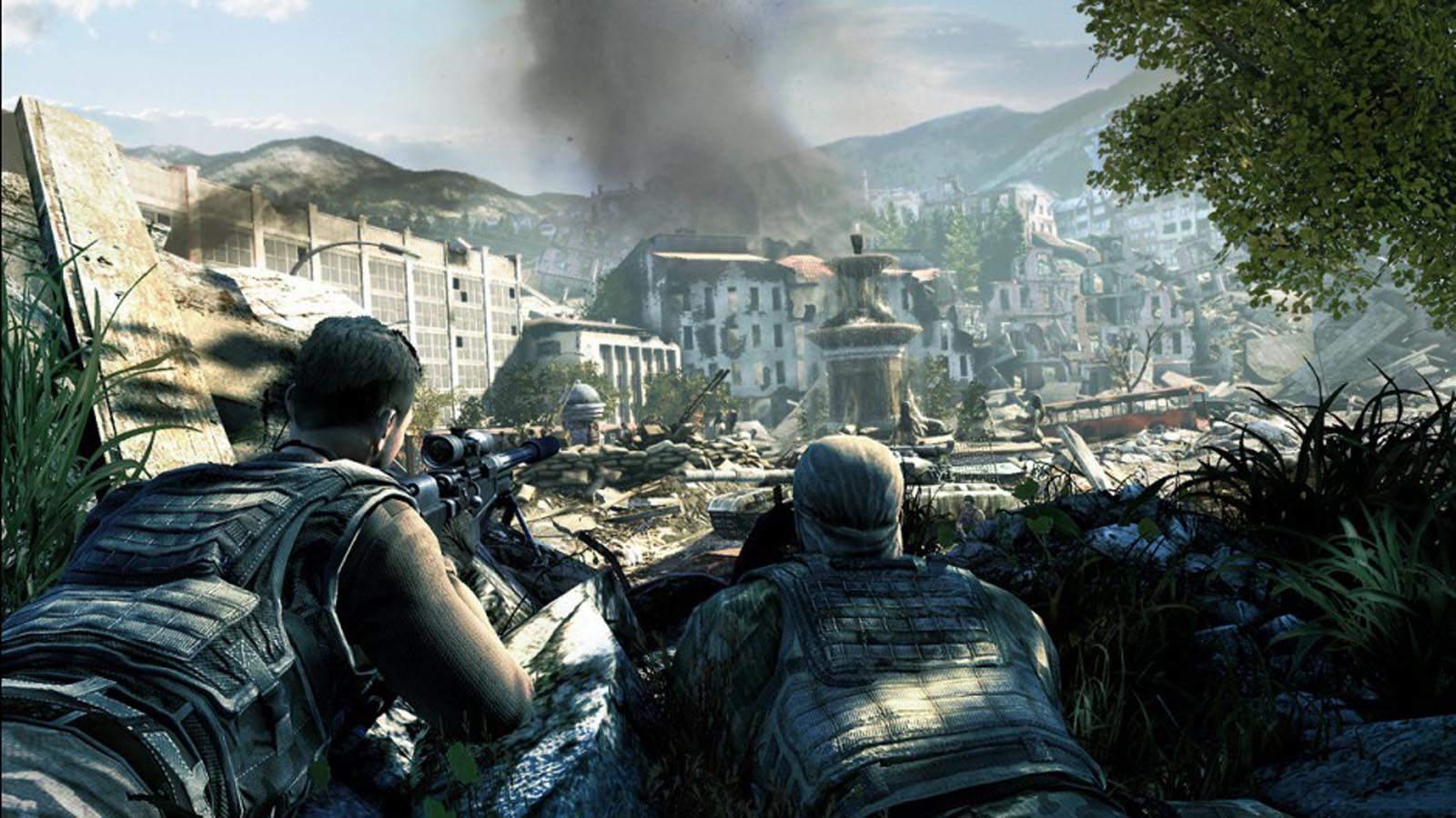 تحميل لعبة Sniper Ghost Warrior 1 مضغوطة كاملة بروابط مباشرة مجانا