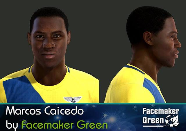 Facemaker Green