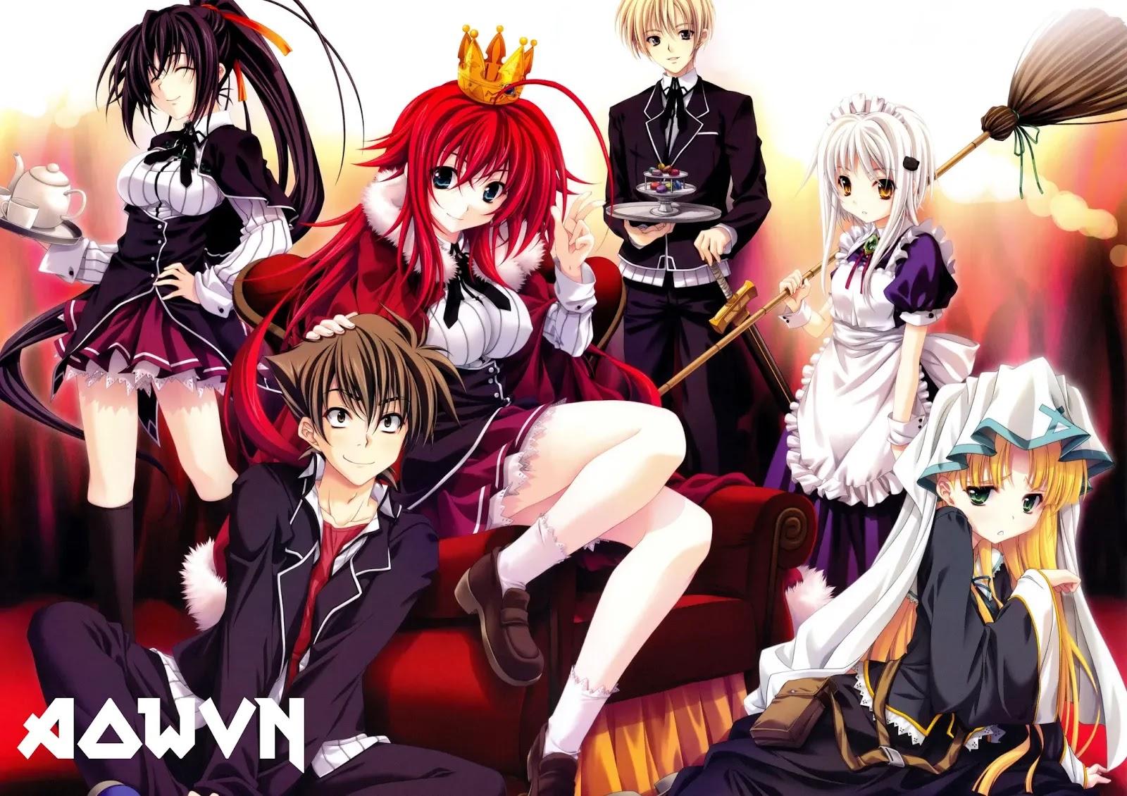 AowVN.org min%2B%25284%2529 - [ Anime 3gp Mp4 ] Highschool DxD SS1 + SS2 + SS3 + OVA + Special BD | Vietsub - Harem Ecchi Hay