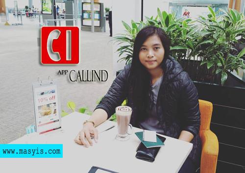 Owner App Callind Novi Wahyu Ningsih Kebumen.