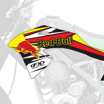 KLX 150BF - Redbull