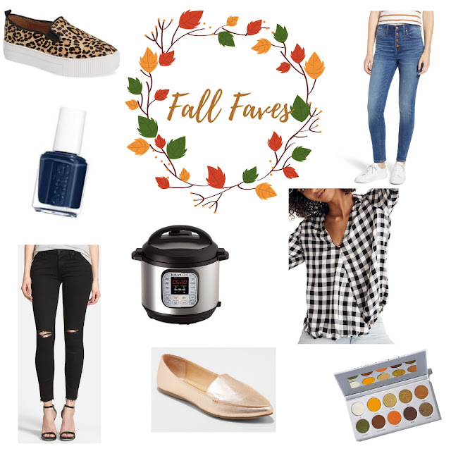 This curated list of stylish, trendy, and practical fall favorites are perfect additions for the changing season.