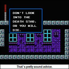 Death by Death Star.