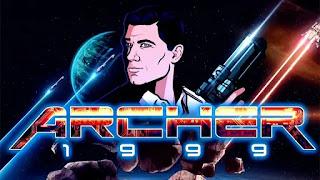 Archer 10° Décima Temporada Teaser em HD Archer: 1999
