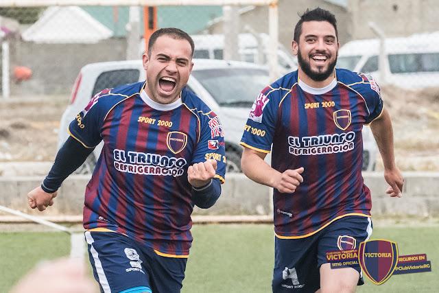 Futbol: Se abrió el arco