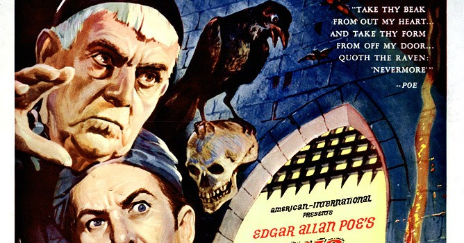We Are Cursed To Live In Interesting Times The Raven 1963