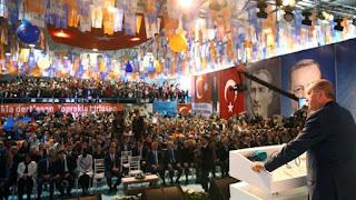 """Ερντογάν κατά πάντων: """"Νετανιάχου είσαι τρομοκράτης, Μακρόν θυμήσου τα 'Αδανα"""""""