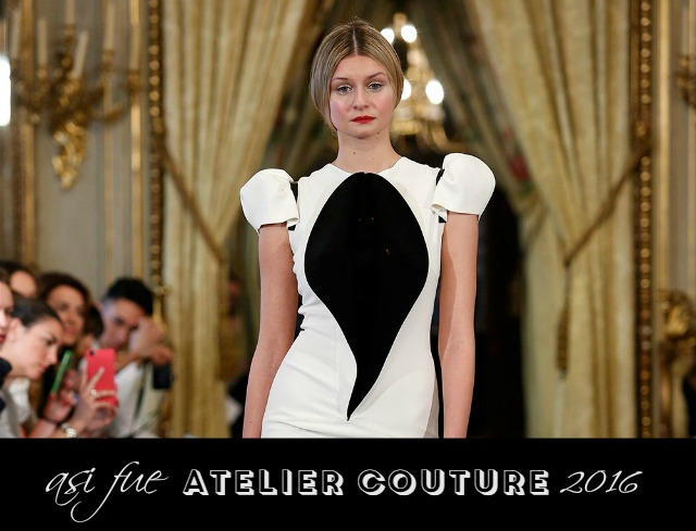 Atelier Couture 2016 - Blog Mi Boda