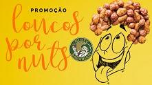Promoção Loucos por Nutts Nutty Bavarian
