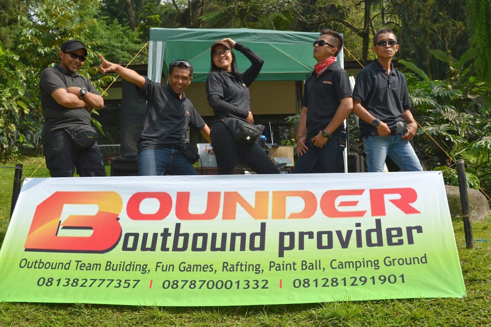 Bounder paket outbound puncak