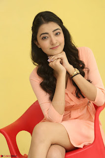 Rukshar Mir in a Peachy Deep Neck Short Dress 046.JPG