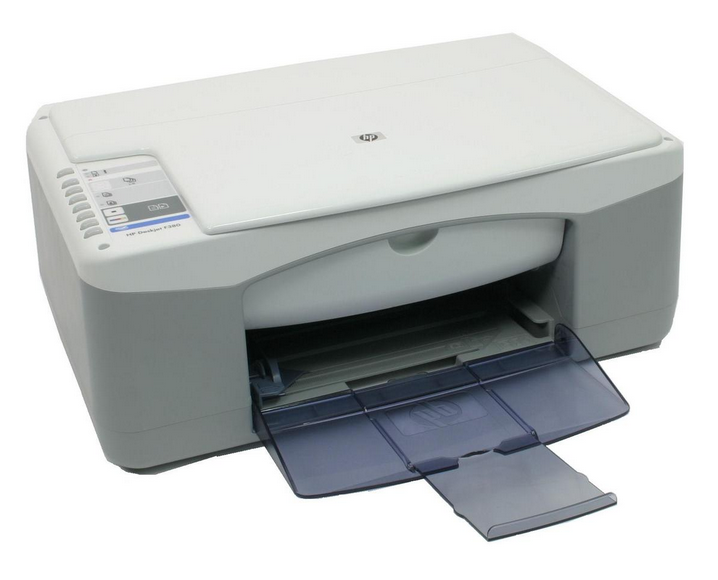 How to download the hp deskjet f380 printer driver?