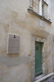 Casa natal de Nostradamus. Saint-Remy de Provence.