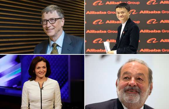 25 inspirational quotes from business leaders