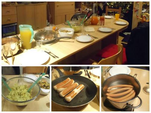 A ceia de Natal alemã é composta por pratos típicos do país