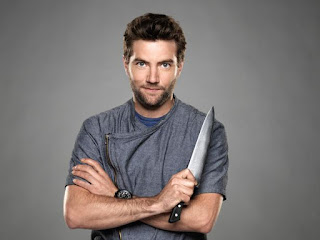 Marcel Vigneron Eliminated Next Iron Chef