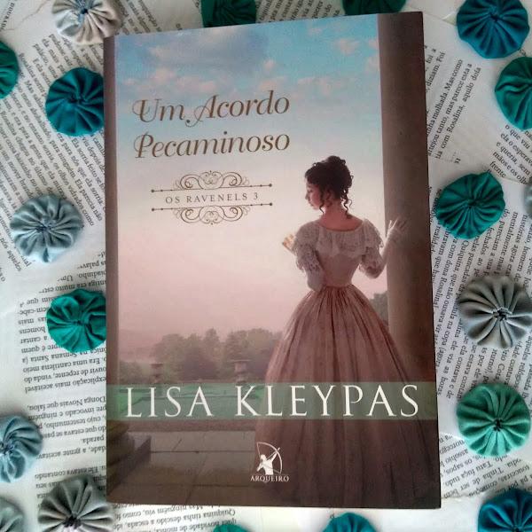 Um Acordo Pecaminoso- Lisa Kleypas