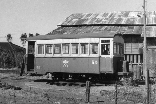 地方私鉄 1960年代の回想: 廃線...