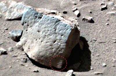 Hieróglifos extraterrestre Hieróglifos extraterrestre finalmente encontrotado pela  NASA