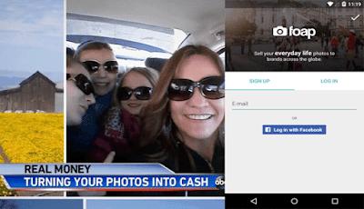 pilihan aplikasi penghasil uang dari jual gambar