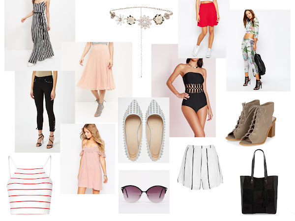 Wishlist | New In / Holiday Shopping