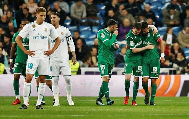 Prediksi Bola Real Madrid vs Leganes Liga Spanyol