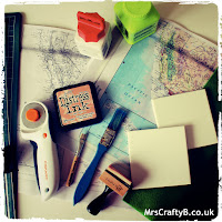 How to Make Personalised Map Tile Coasters