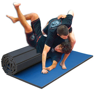 Greatmats roll out mat martial arts wrestling