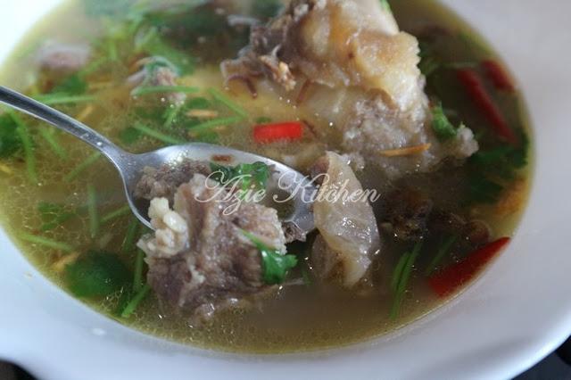 Sup Kaki Lembu