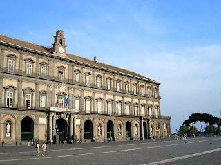 Italia. Italy. Italie. Campania. Nápoles. Napoli. Napule. Naples. Palazzo Reale. Palacio Real