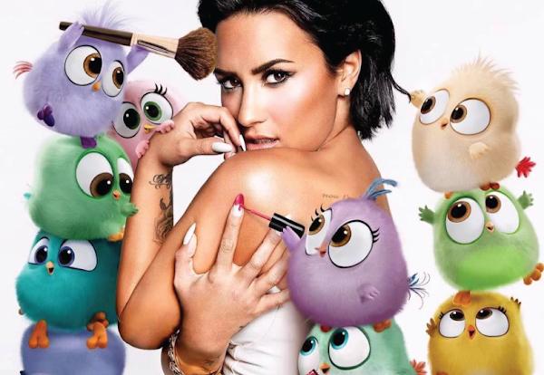 """Demi prova dia após dia está acima de todas as críticas, ouça a versão da cantora para """"I Will Survive""""!"""