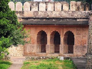 Pinzore Garden, Haryana