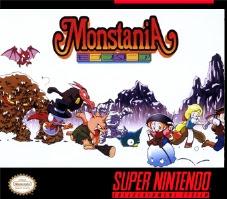 Monstania (BR) [ SNES ]