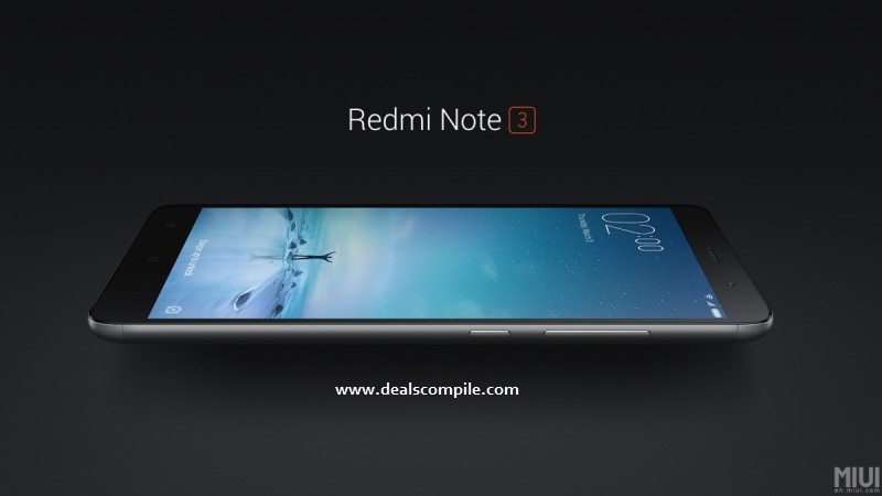 Xiaomi Redmi Note 3 16GB for Rs. 9999, 32GB for Rs. 11999 – Amazon