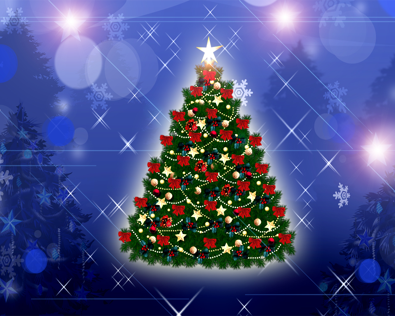 Top 24 Best Free Hd Christmas Wallpapers: Christmas Lights Wallpapers