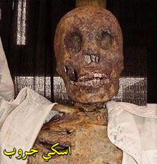 بالصور مراحل الميت في القبر من اول ليلة الى 25 سنة Dead stages in the grave