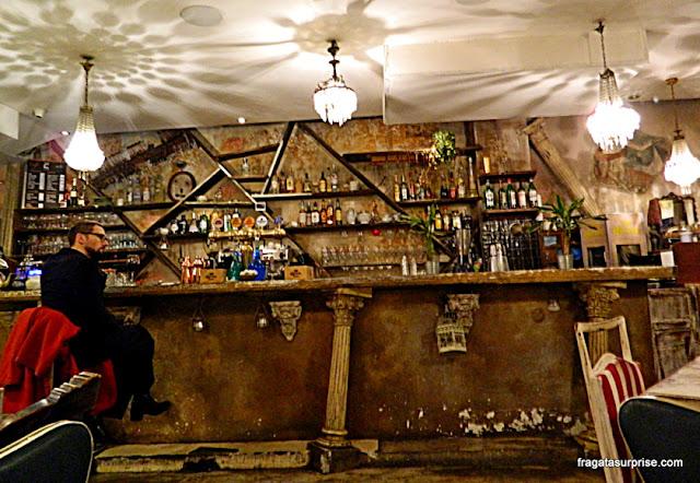 Beber em Roma - Alembic # Ak Bar, no Trastevere