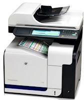 HP Color LaserJet CM3530 Printer Driver Download